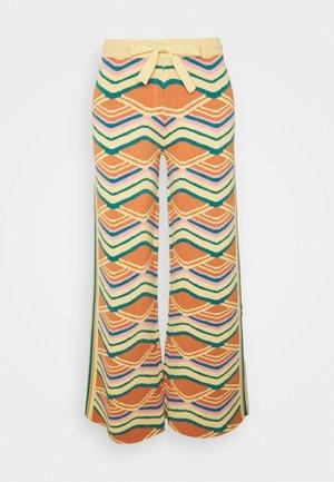 ZETA TRACK - Kalhoty - original combo