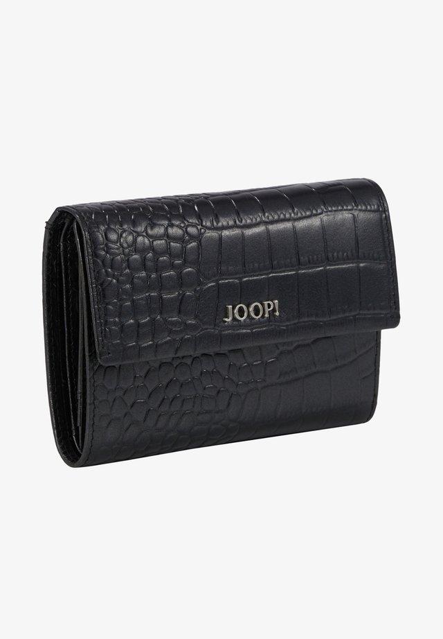 RAFFINATO COSMA - Wallet - dunkelgrau metallic