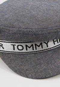 Tommy Hilfiger - BAKER BOY - Kšiltovka - blue - 5