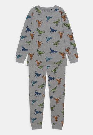 KIDS BOYS  - Pyjama - mottled grey
