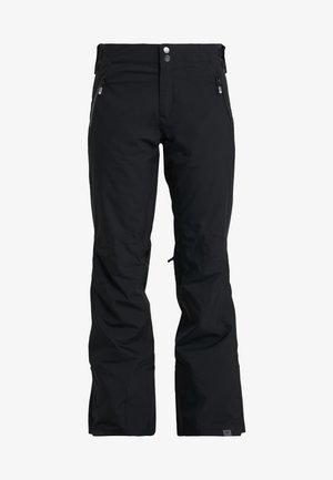 MONTANA - Pantaloni da neve - true black