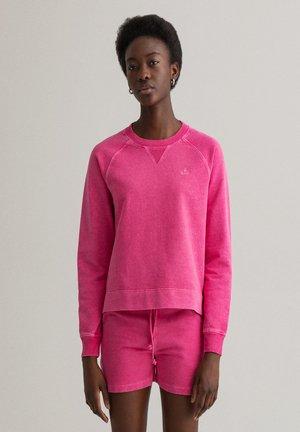 Sweatshirt - cabaret pink