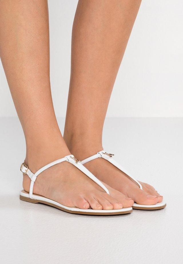 Flip Flops - bianco
