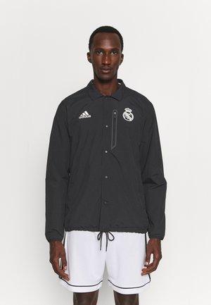 REAL MADRID COACH - Vereinsmannschaften - grey