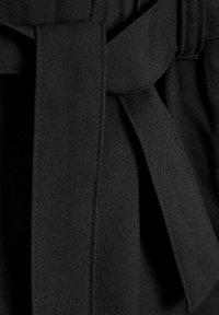 Next - SENIOR PAPERBAG  - Kalhoty - black - 2