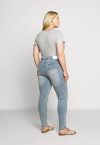 Glamorous Curve - Jeans Skinny Fit - vinatge light wash - 2