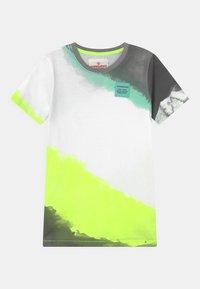 Vingino - HASTI - Print T-shirt - chill yellow - 0
