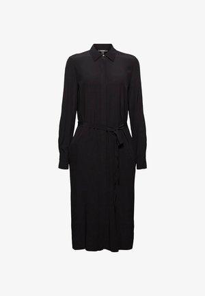 FASHION - Shirt dress - black