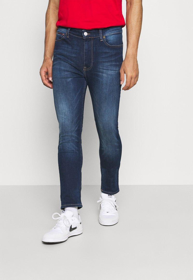 Tommy Jeans - SIMON SKINNY - Slim fit jeans - denim