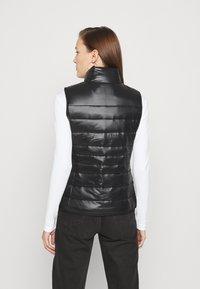 Calvin Klein - VEST - Waistcoat - black - 2
