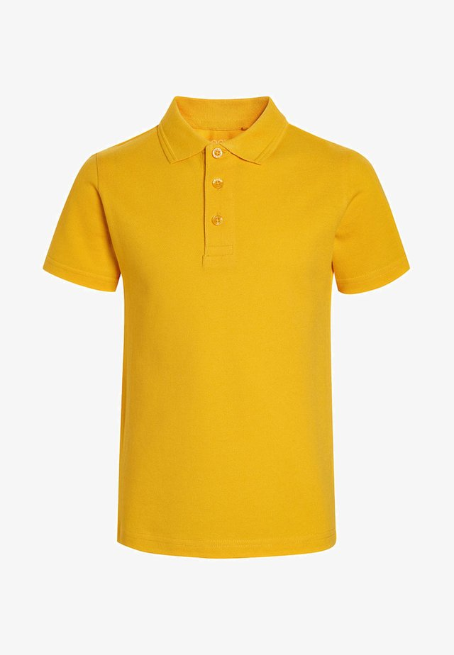 2 PACK - Polo shirt - yellow