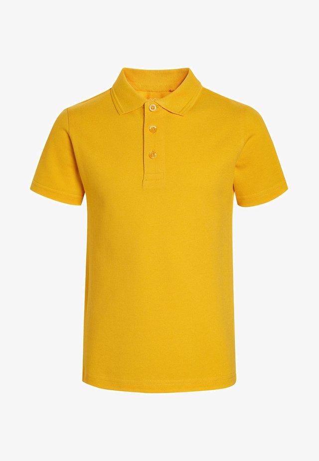 2 PACK - Poloshirt - yellow