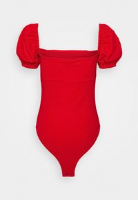 Fashion Union Tall - DEIDRE - T-shirt basique - red - 1
