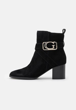 PATINA - Classic ankle boots - black