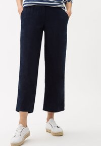 BRAX - STYLE MAINE S - Trousers - navy - 0