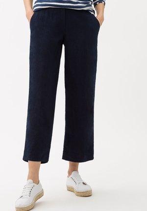 STYLE MAINE S - Pantalon classique - navy