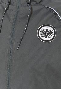 Nike Performance - EINTRACHT FRANKFURT - Club wear - iron grey/black - 2