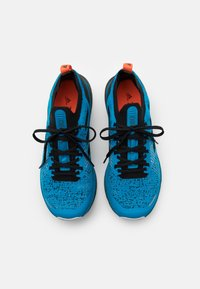 adidas Performance - TERREX TWO PARLEY - Trail running shoes - shadow blue/core black/true orange - 3