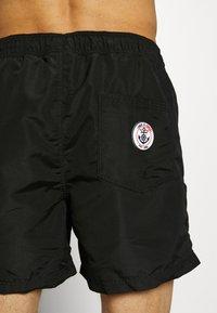Jack & Jones - JJIARUBA SWIMSHORTS ZIP - Swimming shorts - black - 2