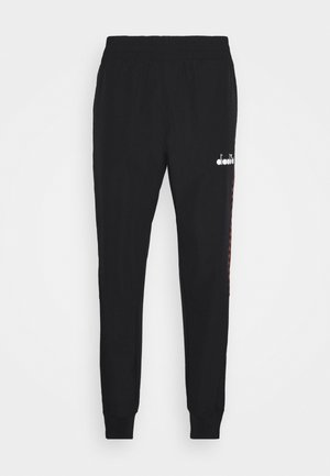 PANTS CHALLENGE - Tracksuit bottoms - black