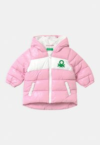 Benetton - Veste d'hiver - light pink - 0