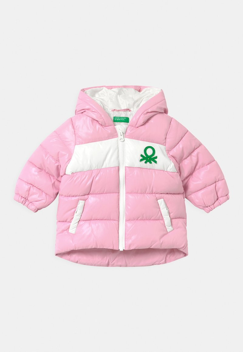 Benetton - Veste d'hiver - light pink