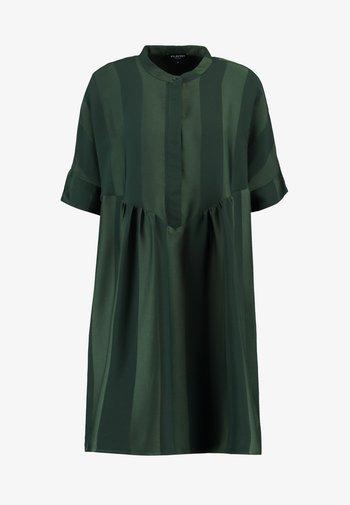 SLFVIOLA OVERSIZE DRESS - Skjortekjole - scarab