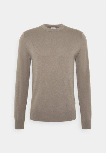Pullover - dark taupe