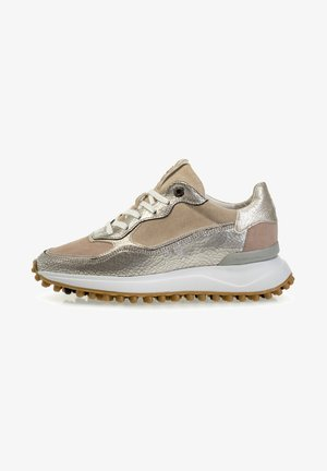 NOPPI - Sneakers laag - beige