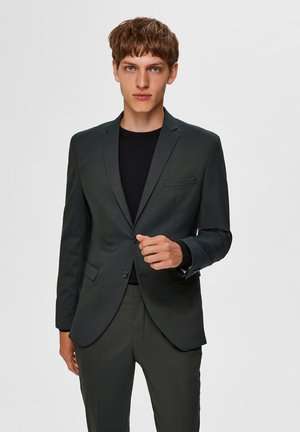 SLIM FIT - Blazer - rifle green