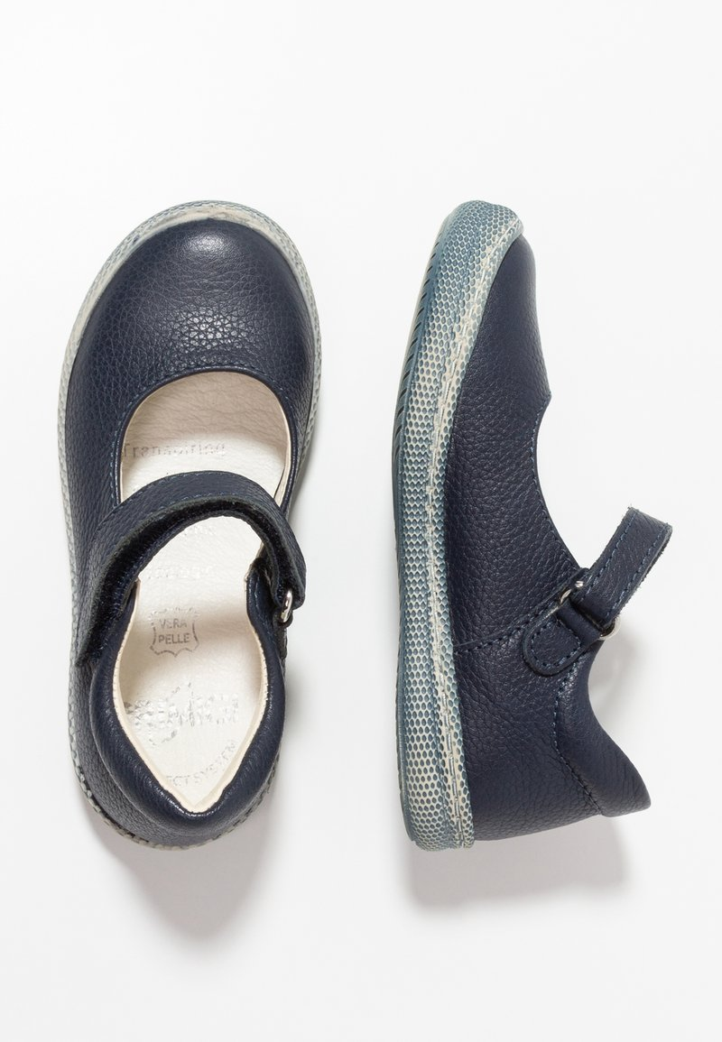 Primigi - Ankle strap ballet pumps - blue scuro
