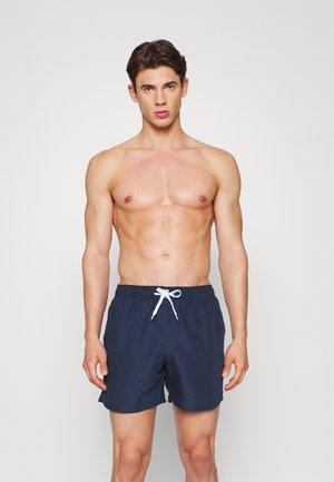 SWIM TOWEL SET - Swimming shorts - navy