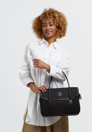 SUPERWORKER S - Laptop bag - rich black