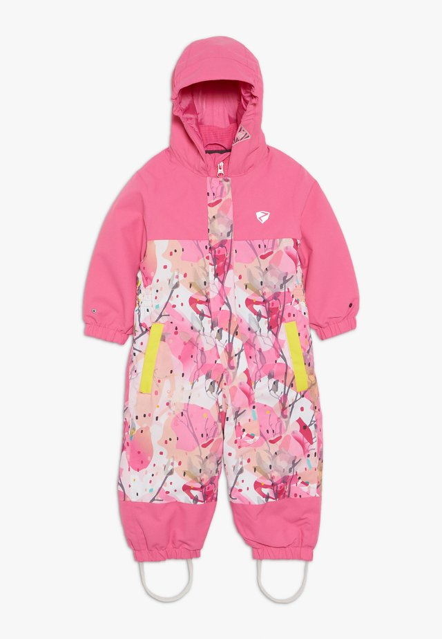 ANUP MINI - Schneeanzug - pink