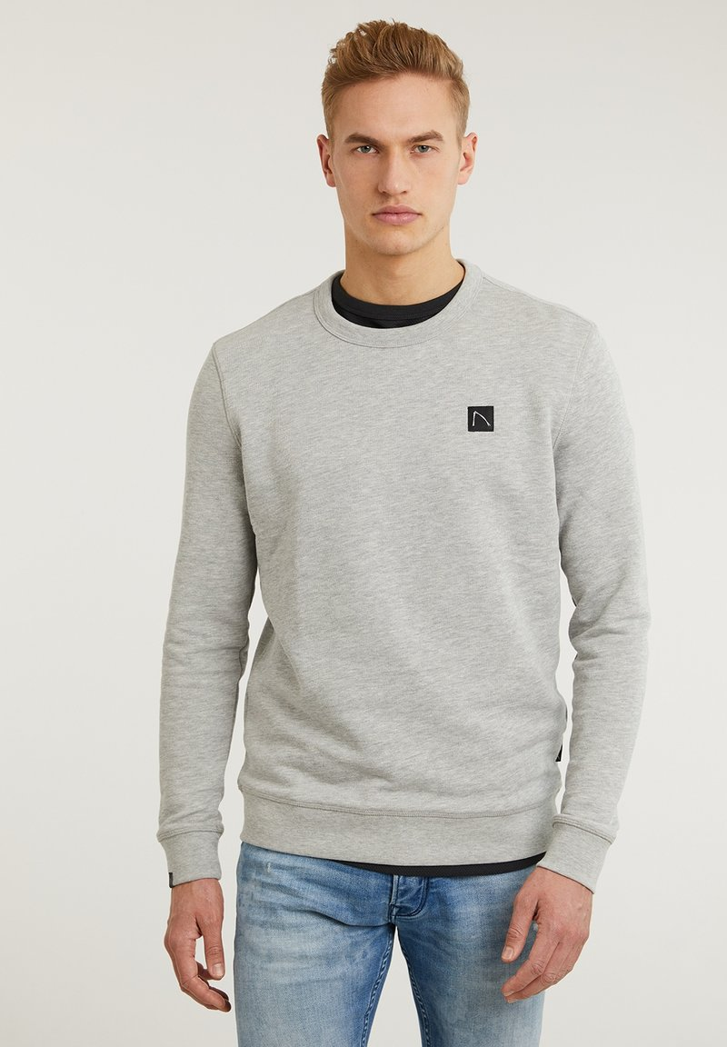 CHASIN' - TOBY - Sweatshirt - light grey