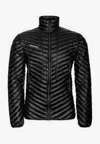 BROAD PEAK LIGHT - Down jacket - black-phantom