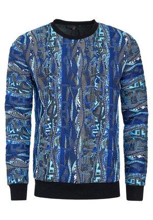 IM COOLEN NEW YORK-STYLE - Sweatshirt - blue