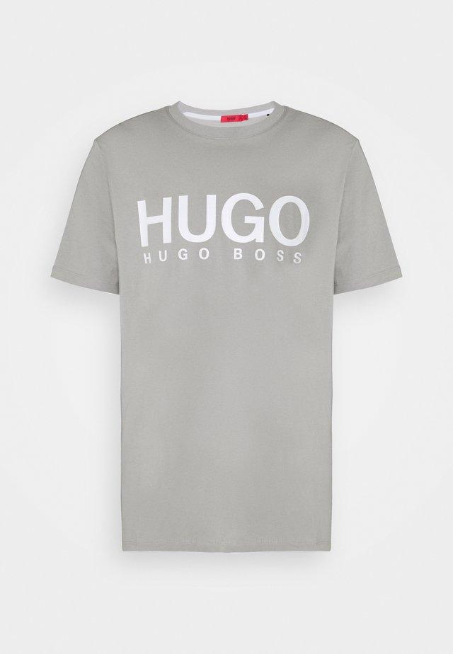DOLIVE - T-shirt imprimé - silver