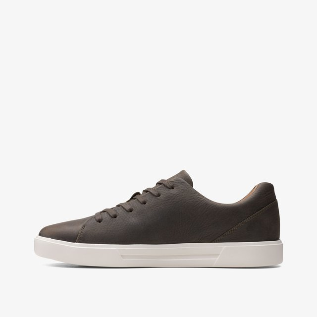 UN COSTA  - Sneakers basse - dark olive