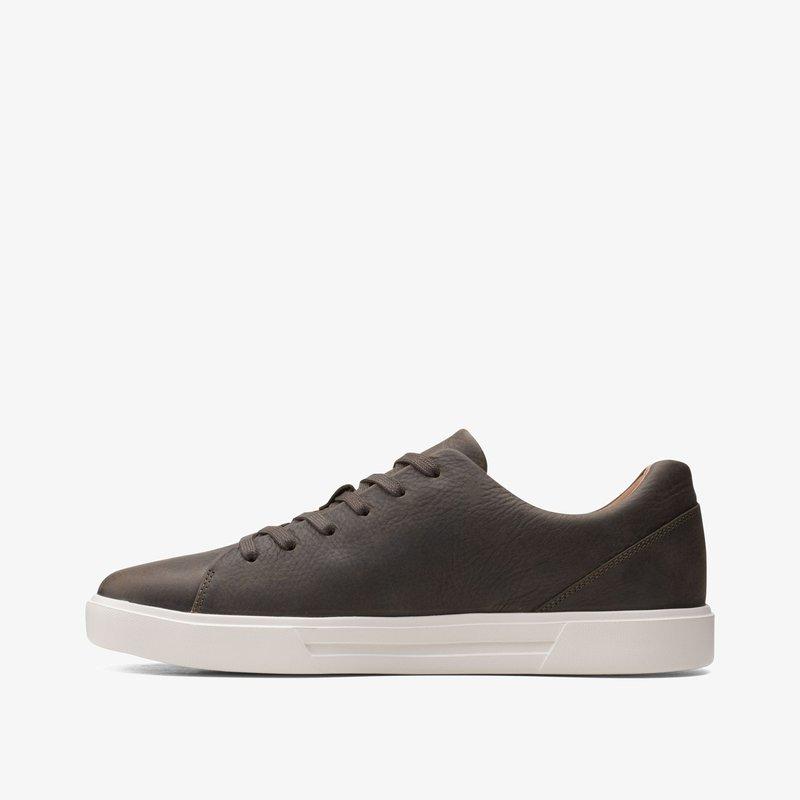 Clarks - UN COSTA  - Sneakers basse - dark olive