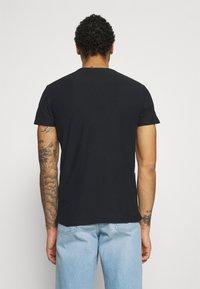 Blend - TEE - Print T-shirt - black - 2