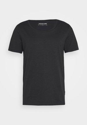 UNISEX - Camiseta básica - black
