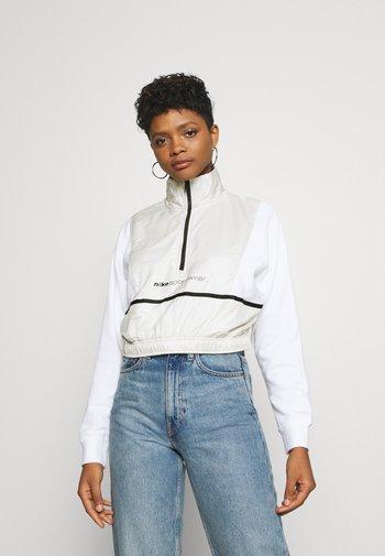 ARCHIVE - Sweatshirt - white/light bone/black