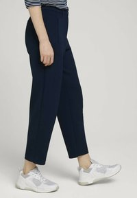 TOM TAILOR - LOOSE FIT - Chinos - sky captain blue - 3
