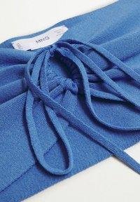 Mango - REGINA - Top - blauw - 2