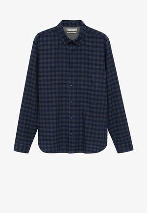 Shirt - royal blue