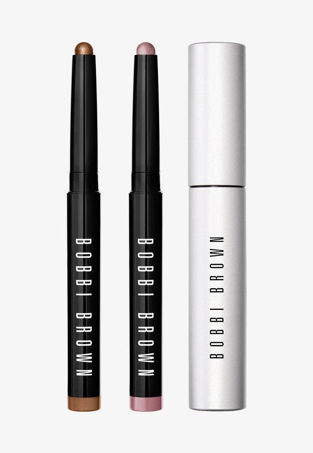 SMOKEY EYES LONG-WEAR EYE KIT - Makeup set - -
