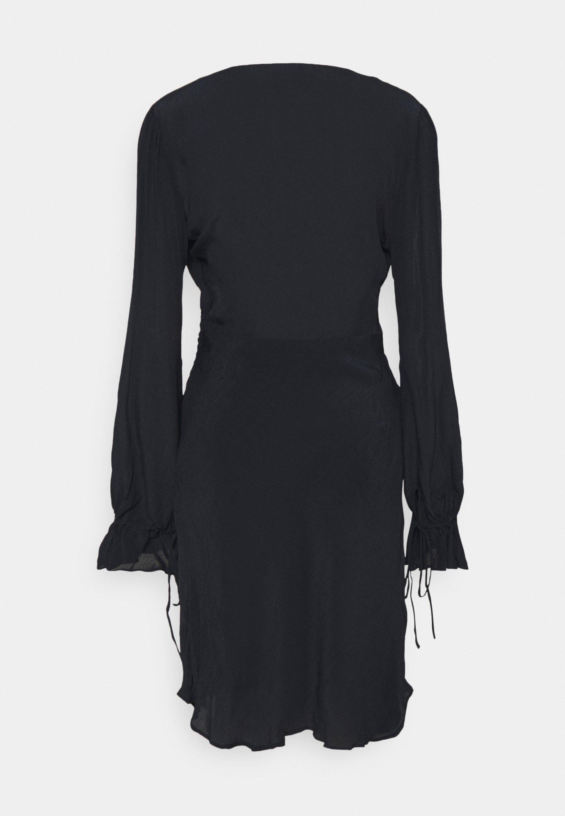 Women DRESS WITH WAIST DETAIL - Day dress