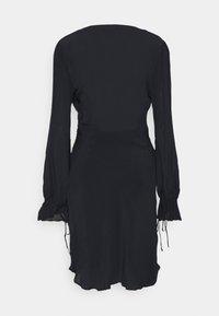 Scotch & Soda - DRESS WITH WAIST DETAIL - Sukienka letnia - night - 1