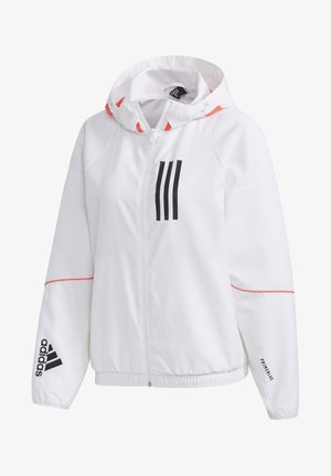 Softshell jakker - white/black